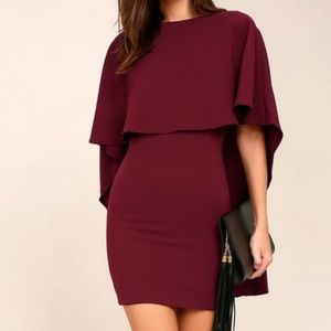 Backless Lulus Dress